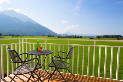 Hotel Momentum Anif - Balcony © Hotel Momentum