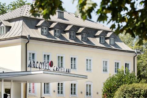 ARCOTEL Castellani Salzburg - Aussenansicht © ARCOTEL Castellani Salzburg
