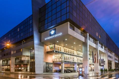 Wyndham Grand Salzburg Conference Centre Hotel - Aussenansicht © Wyndham Grand Salzburg