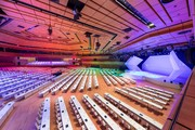 Austria Center Vienna - Saal ABC © IAKW-AG Ludwig Schedl