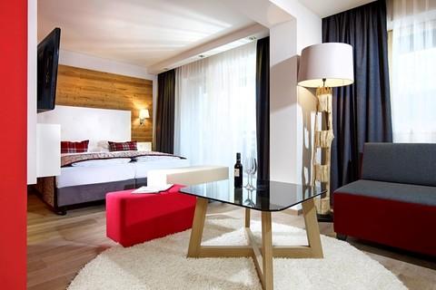 Hotel Ritzlerhof - Suite Roter Kogel © Hotel Ritzlerhof