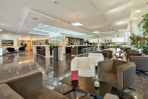 Austria Trend Hotel Congress Innsbruck - Lobby © Austria Trend Hotels