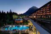 Interalpen-Hotel Tyrol - Aussenansicht © Interalpen-Hotel Tyrol