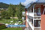 Das Hotel Eden - Aussenbereich © Das Hotel Eden