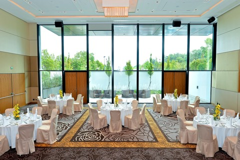 Hilton Vienna Danube Waterfront - Banquet © Hilton Danube Waterfront