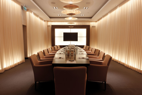 Fleming's Deluxe Hotel Wien-City - Boardroom Gold © Fleming's Hotels & Restaurants