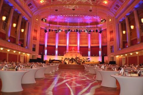 Wiener Konzerthaus - Great hall © Wiener Konzerthausgesellschaft