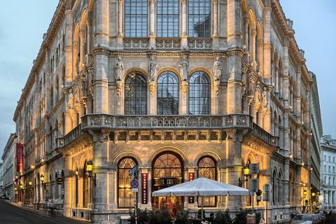 Palais Ferstel - Exterior view © Palais Ferstel, Wien