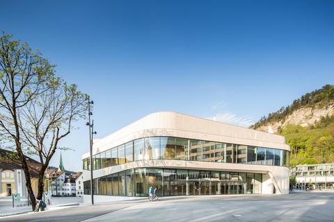 Montforthaus Feldkirch - Exterior view © Petra Rainer