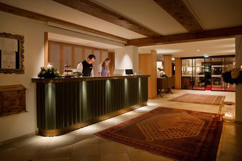 Hotel Sonnenburg - Rezeption © Hotel Sonnenburg
