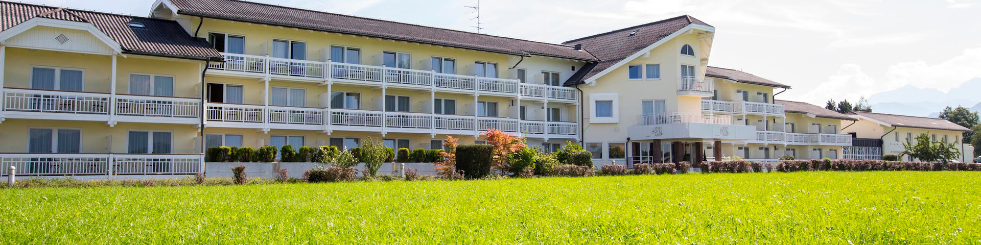 Hotel Momentum Anif - Aussenansicht © Hotel Momentum