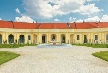Schönbrunn Palace - Apothecarie's Wing