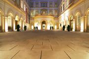 Palais Niederösterreich - Innenhof © VIA DOMINORUM GrundstücksverwertungsGmbH