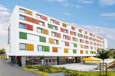 JUFA Hotel Wien City - Aussenansicht © JUFA Hotel Wien City