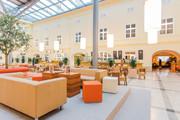 JUFA Hotel Wien City - Lobby Sitzecke © JUFA Hotel Wien City