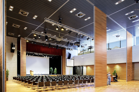 Ferry Porsche Congress Center - Event room © Ferry Porsche Congress Center