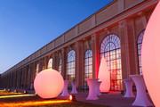 Schloss Schönbrunn Orangerie - Lichtobjekte © Schloß Schönbrunn Kultur- und BetriebsgesmbH | Bildgewaltig | Grundschober