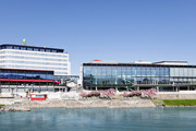 Holiday Inn & Congress Center Villach - Aussenansicht bei Tag © Holiday Inn & Congress Center Villach