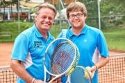 Ronacher Hotel DIE POST - Tennisspieler © Ronacher Hotel DIE POST