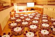 Grafenegg - Auditorium Gala-Bestuhlung © Michael Burchart