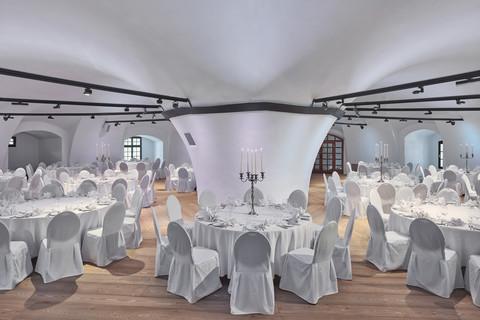Festung Kufstein - Gala dinner © Festung Kufstein
