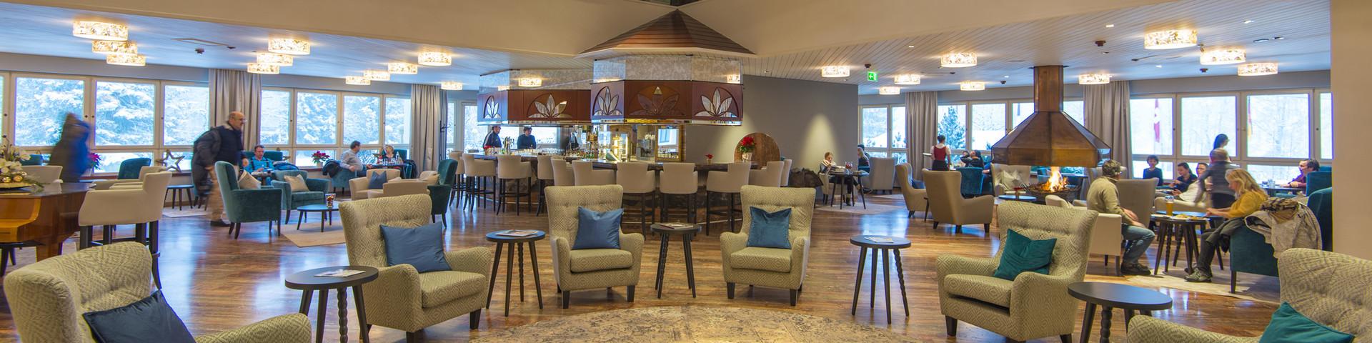 CESTA GRAND - Aktivhotel & Spa - Lobby © CESTA GRAND Hotel
