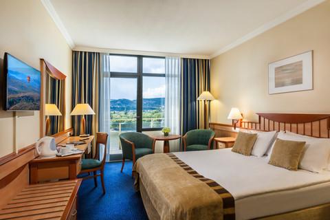 © Danubius Hotel HELIA - Superior plus double room © Danubius Hotel HELIA Conference Hotel