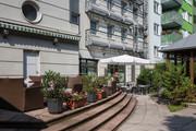 Austria Trend Hotel Lassalle - Garten © Austria Trend Hotels
