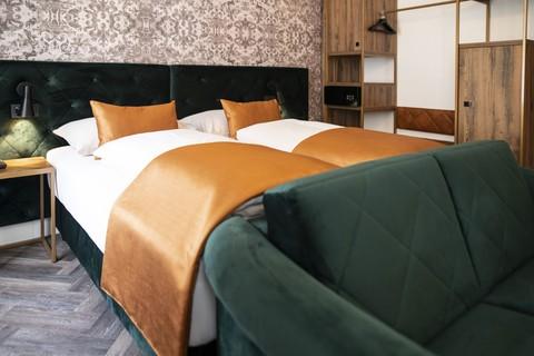 Hotel Palais26 - Zimmer 5 © Hotel Palais26