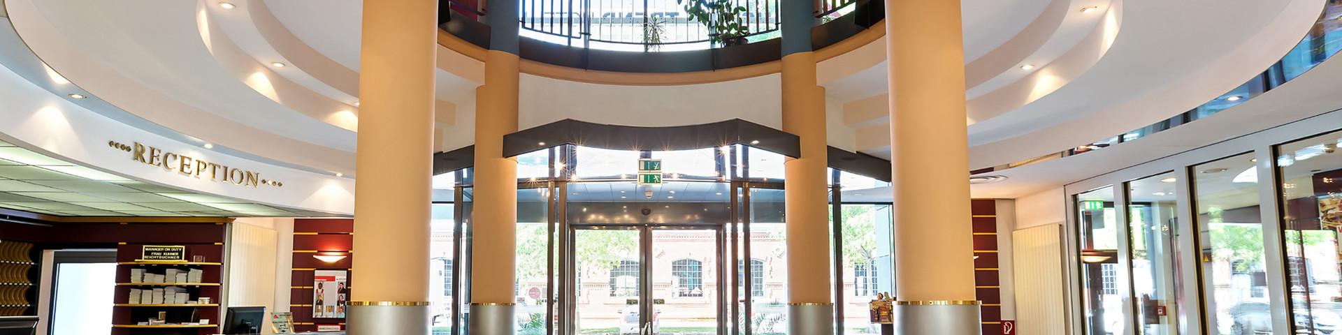Austria Trend Hotel Lassalle - Lobby © Austria Trend Hotels