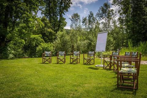 Schlosspark Mauerbach - Seminars outdoor © Schlosspark Mauerbach
