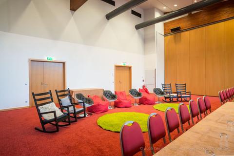 Impulsquartier Loipersdorf - Seminar room © 2016 Gerald Y. Plattner - worx.photography
