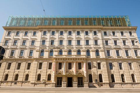 Austria Trend Hotel Savoyen Vienna - Exterior view © Austria Trend Hotels