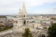 Hilton Budapest - Ausblick © Hilton Budapest