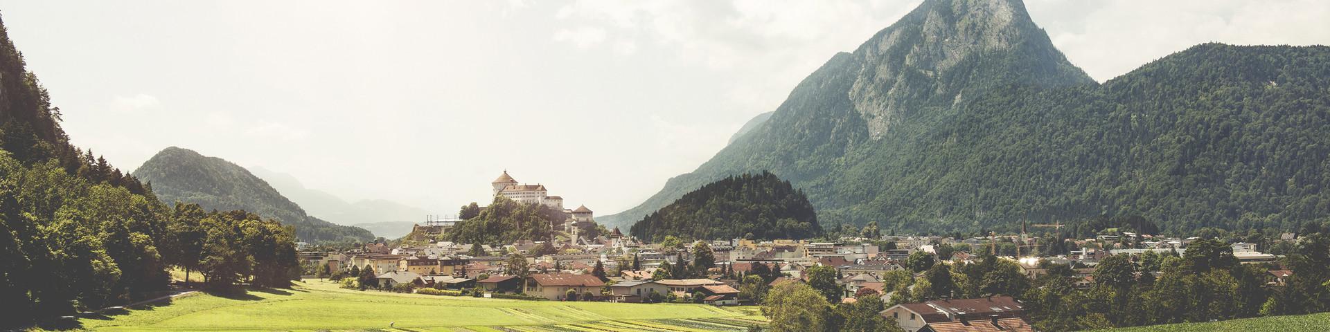 Festung Kufstein - Panorama © Festung Kufstein