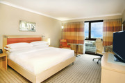 Hilton Vienna - King City View Zimmer © Hilton Vienna