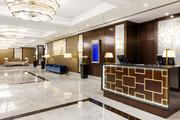 Hilton Budapest - Rezeptrion © Hilton Budapest
