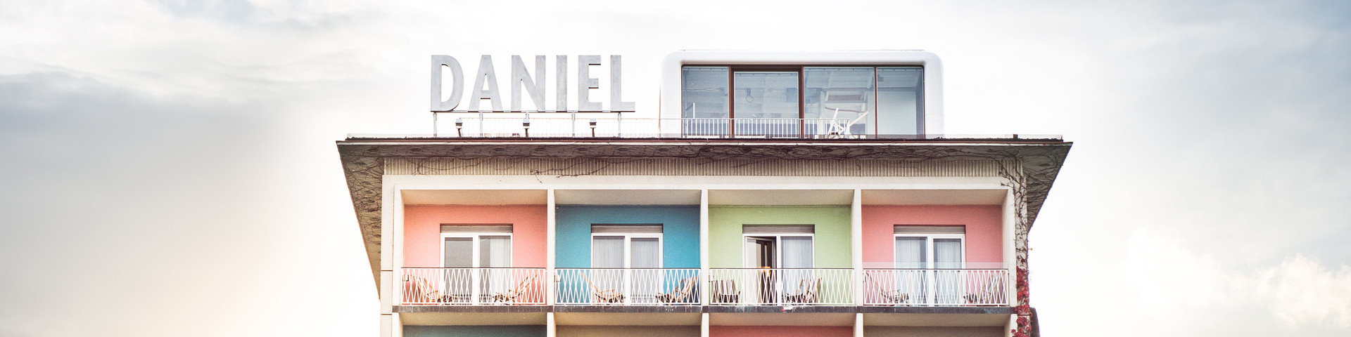 Hotel Daniel Graz - Außenansicht © Hotel Daniel Graz