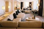 Hilton Vienna - Präsidenten Suite Wohnraum © Hilton Vienna
