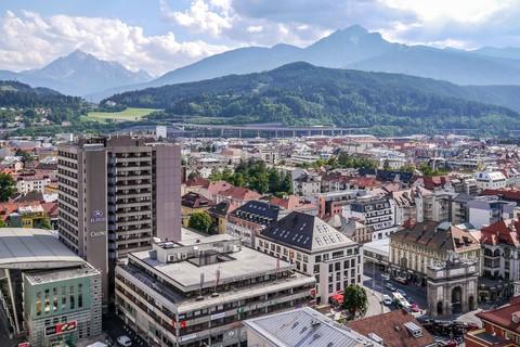 Hilton Innsbruck - Exterior view © Hilton Innsbruck