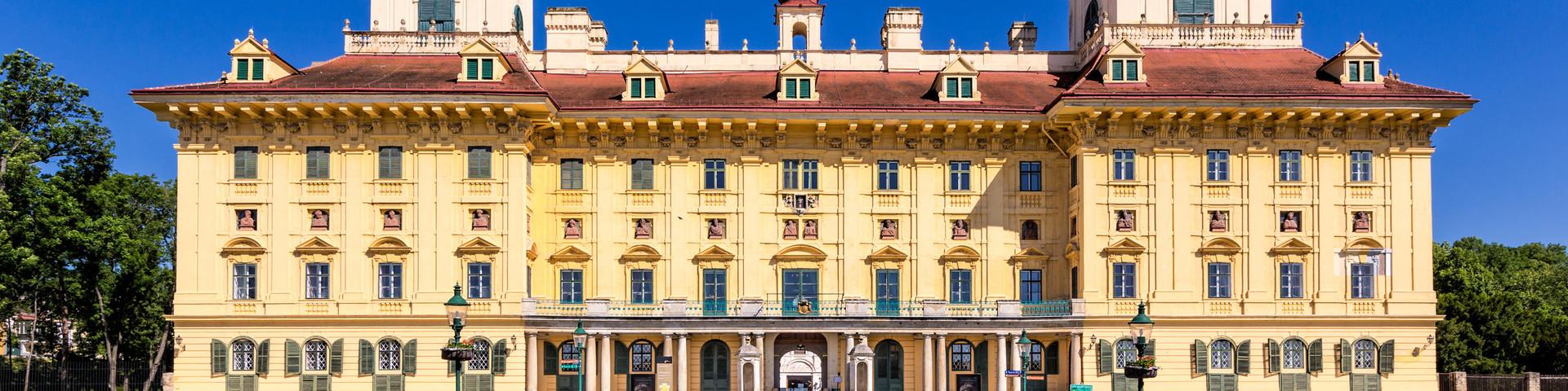 Schloss Esterházy - Aussenansicht © PAN.EVENT GMBH und Esterházy Betriebe GmbH