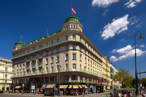 Hotel Bristol Wien - Exterior view © Hotel Bristol, a Luxury Collection Hotel, Vienna