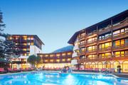 Ronacher Hotel DIE POST - Aussenpool © Ronacher Hotel DIE POST