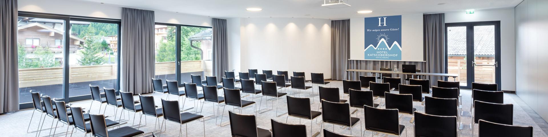 Hotel Katschberghof - Seminarraum © Hinteregger Hotels - Christian Wöckinger - TVB Katschberg