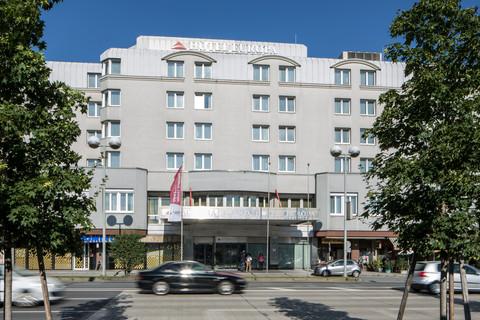 Austria Trend Hotel Europa Graz - Aussenansicht © Austria Trend Hotels