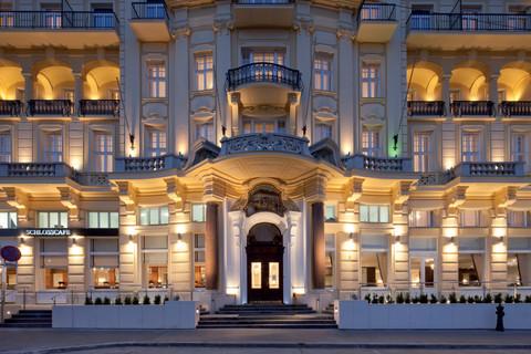 Austria Trend Parkhotel Schönbrunn - Exterior view © Austria Trend Hotels