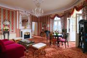 Hotel Bristol Wien - Opernsuite Red Living © Hotel Bristol, a Luxury Collection Hotel, Vienna