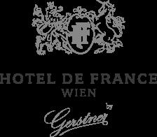 Hotel de France - Logo © Gestner Hotels