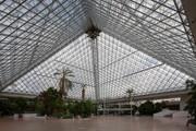 Eventhotel Pyramide - Pyramide bei Tag © Eventhotel Pyramide
