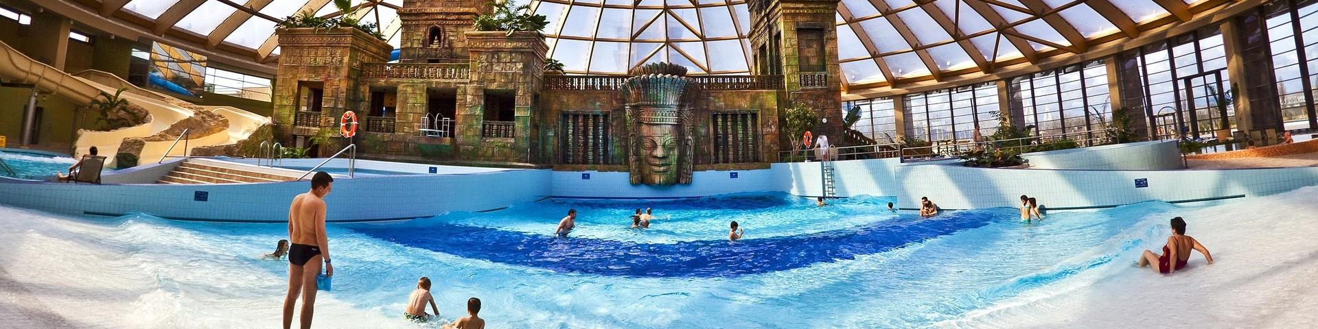 Aquaworld Resort Budapest - Aquaworld © Aquaworld Resort Budapest